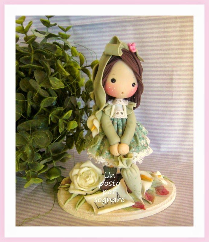 *COLD PORCELAIN ~ A place to dream ... dolls, fairies and elves: