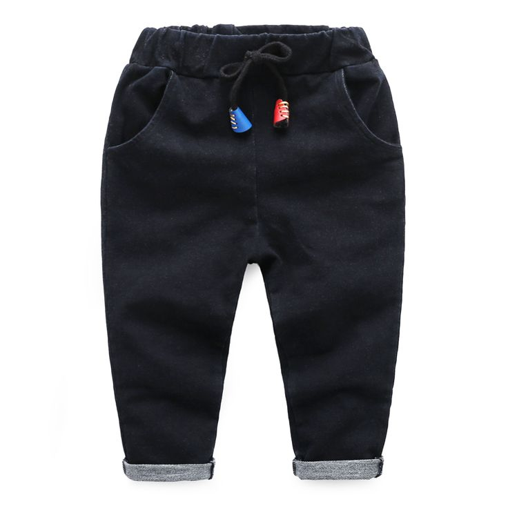 >> Click to Buy << Male child autumn jeans small 2016 children's clothing trousers child casual trousers baby straight pants  #Affiliate