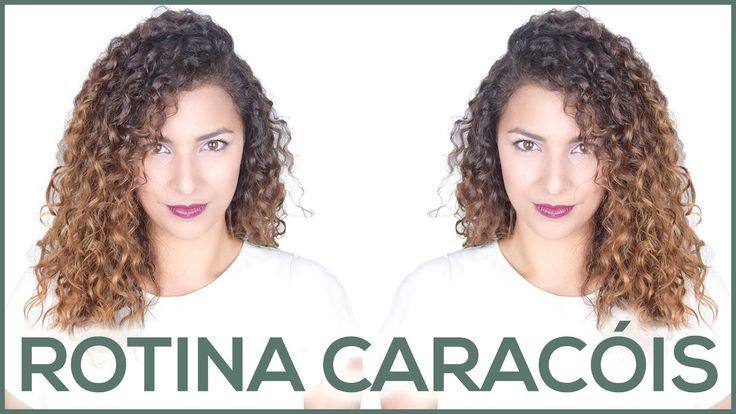 A Minha ROTINA DE CARACÓIS Outono/Inverno | Hairdreams by Rita