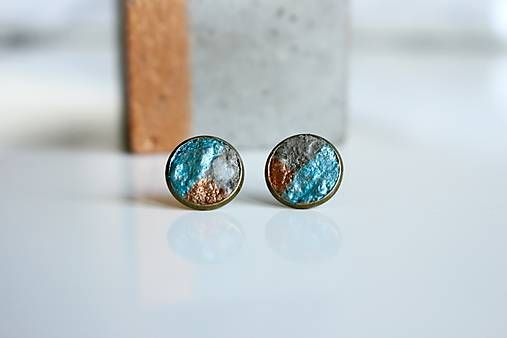 Na_Beton / Concrete earrings