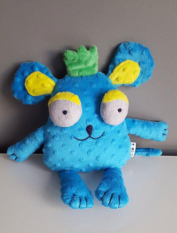 Mouse by Kakuma - Stuffed animals & plushies, christmas and birthday gift, kids, toy