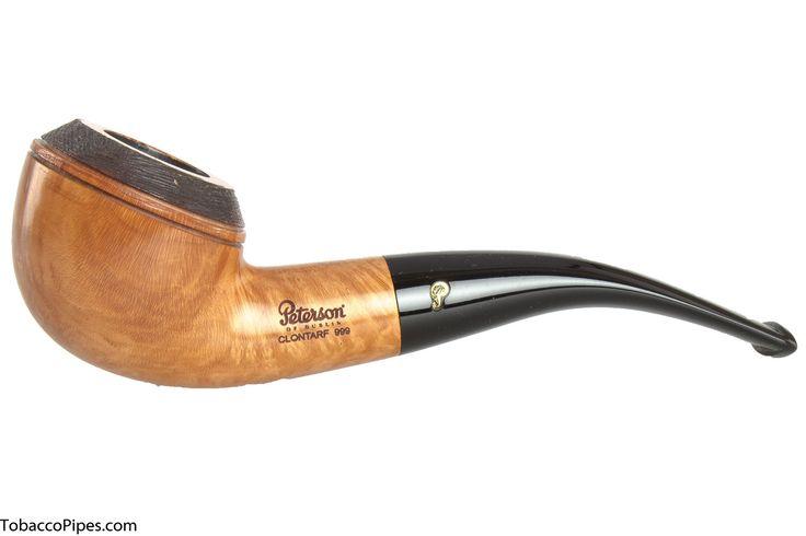 TobaccoPipes.com - Peterson Clontarf 999 Tobacco Pipe - Fishtail, $96.00 (http://www.tobaccopipes.com/peterson-clontarf-999-tobacco-pipe-fishtail/)
