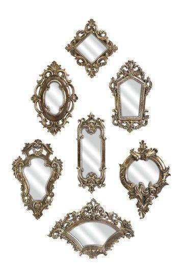 ~Victorian Mirrors~