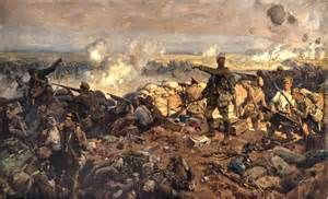 Second Battle of Ypres:  Gas, Boys, Gas