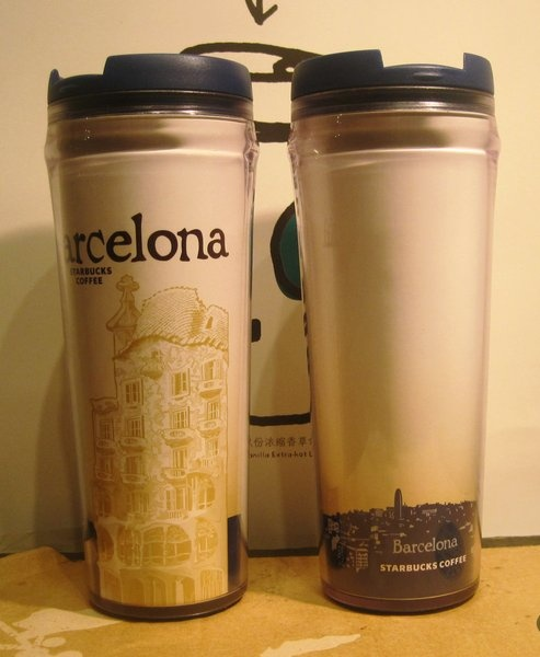 Barcelona - the only one I have as a tumbler.