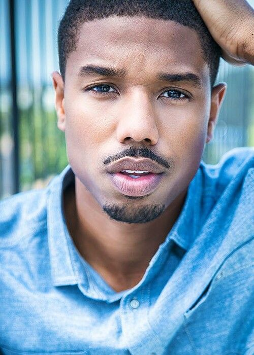 Michael B. Jordan. LET'S JUST TAKE A MINUTE AND SAY THANKS.