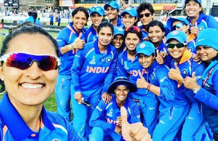 India vs England Women's World Cup highlights:India defeat England opener, Mandhana and Mithali Raj shine