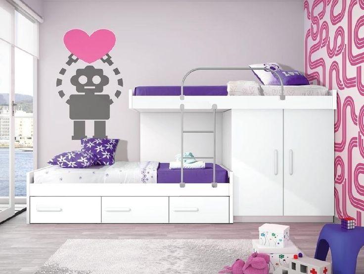 M s de 1000 ideas sobre cajones bajo cama en pinterest camas gemelas de esquina litera y - Cajones bajo cama ...