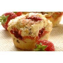 Jordbærmuffins | TINE.no
