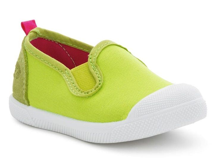 Slip on verde limón - Marca Mayoral