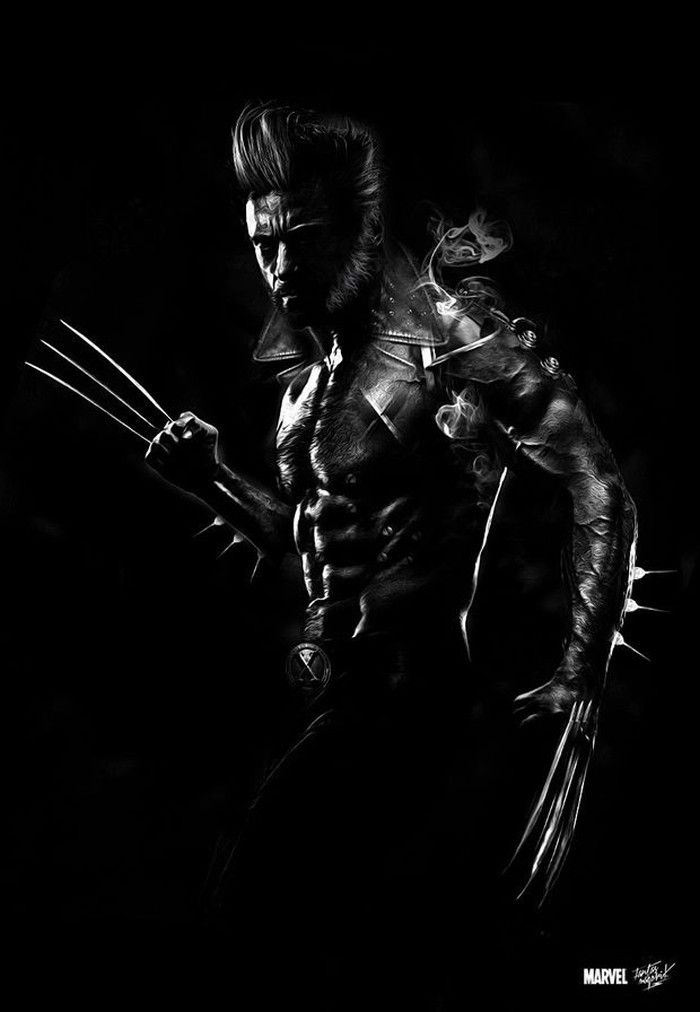 Immortal Wolverine by Obery Nicolas