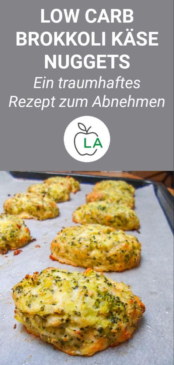 Leckere Brokkoli-Käse-Nuggets (kohlenhydratarm)   – veggie