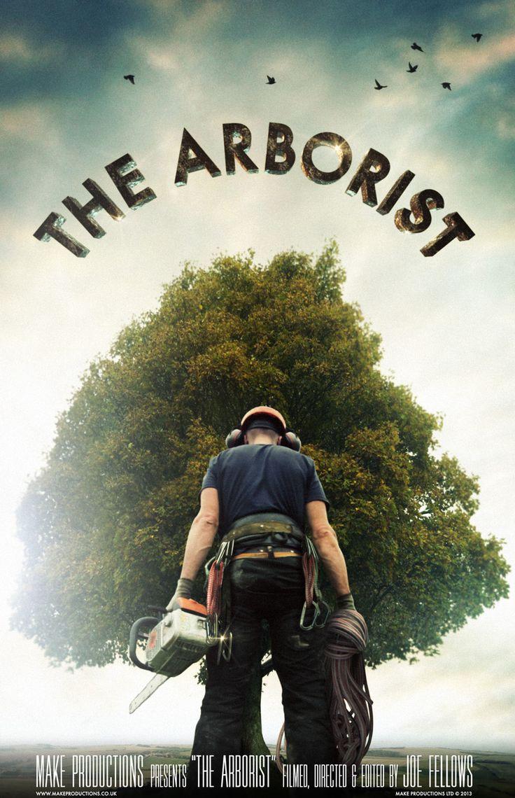 The Arborist poster | Motion Graphics, VFX & Online Video Production, London | Make Productions
