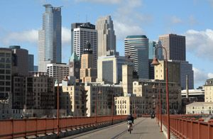Minneapolis commercial vacancy rates are still elevated in 2013 Forecast_MplsSkyline9