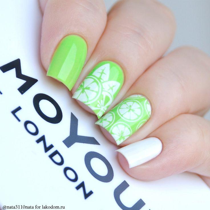 44 mejores imágenes de Moyou London(Tumblr Girl) - Stamping Nail en ...