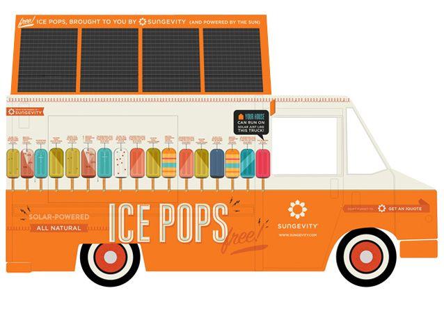 mobile food truck + good design = more please