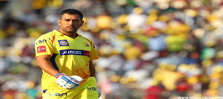 Don't be sad Dhoni fans, Mahi will make a comeback in 2018 in yellow jersey – DonaldBhai