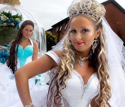 Big Fat Gypsy Wedding American Style