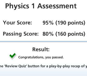 Advanced Physics 1 on Alison. http://alison.com/courses/Physics-1