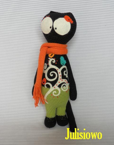 Crochet cat Mruu... Julisiowo https://www.etsy.com/listing/212713648/crochet-cat-mruu-pdf-pattern?ref=shop_home_active_1