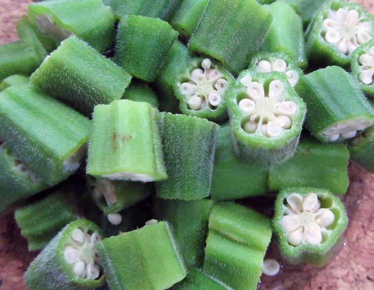 HOW TO STORE AND COOK OKRA SO IT'S NOT SLIMY AND ALL FLAVOR How you prep the okra will help determine how slimy it gets... http://www.onegreenplanet.org/vegan-food/how-to-cook-okra-so-its-not-slimy-and-all-flavor/