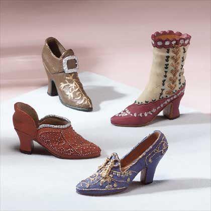 Victorian Era Shoes. Beautiful