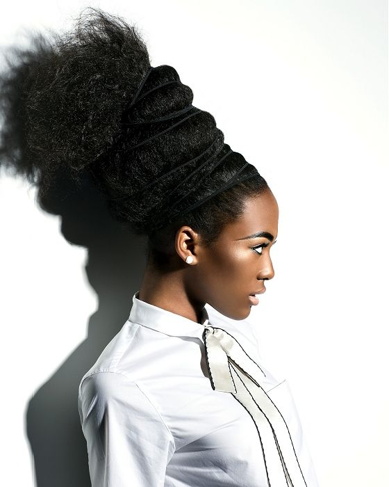 styling ethnic hair 1000 images about afro hair on afro biracial 3672