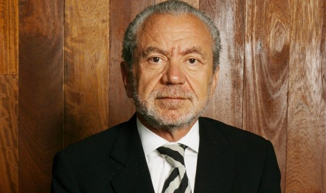 Alan Sugar - What you see, is what you get