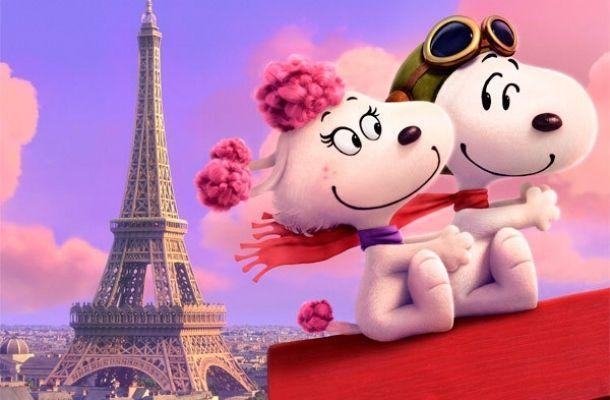 Fifi será la compañera de aventuras de Snoopy