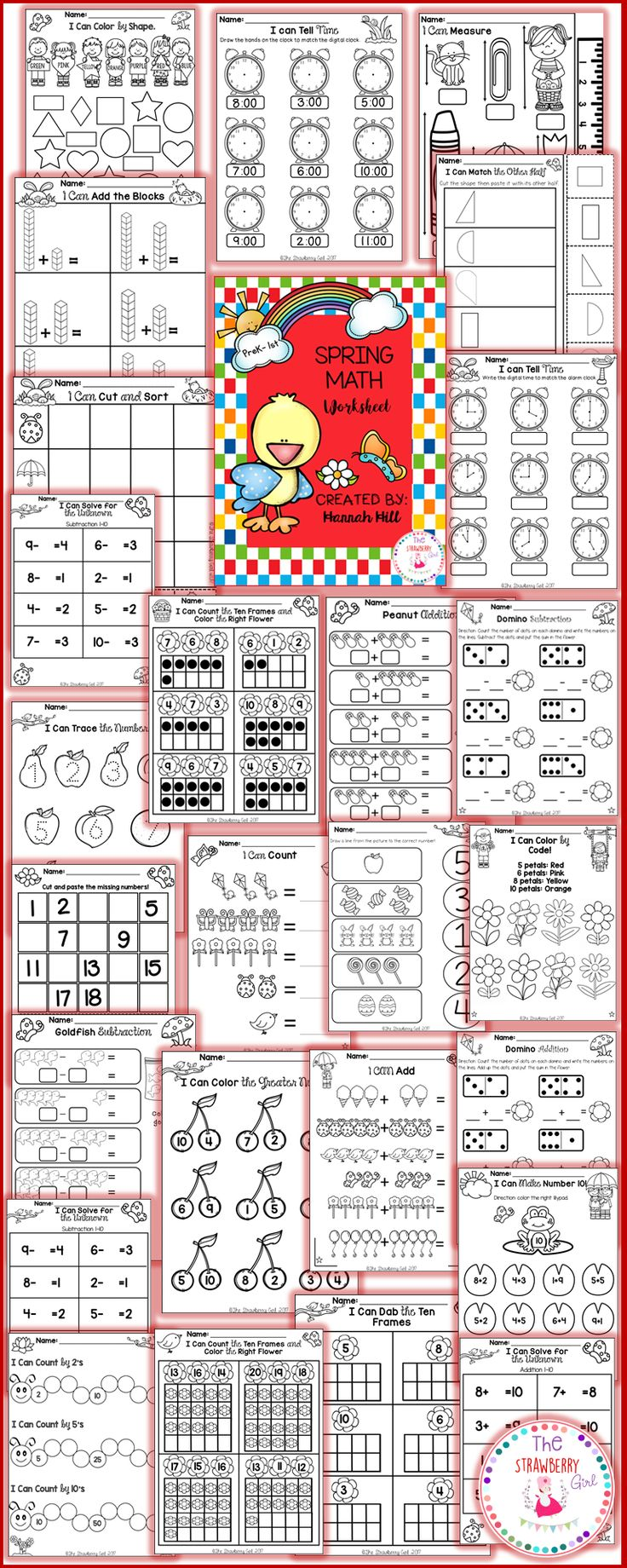 17 best ideas about math worksheets on pinterest free math worksheets first grade math. Black Bedroom Furniture Sets. Home Design Ideas