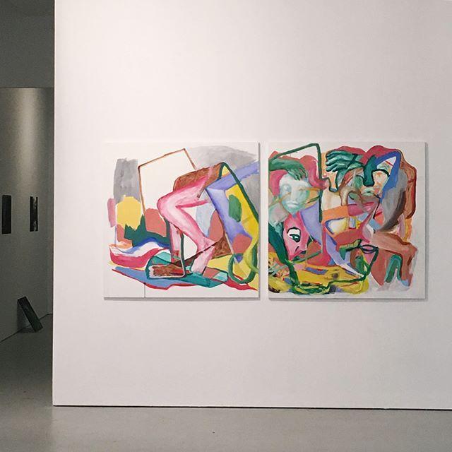 Group Exhibition: 6 Songs, 1 dance  #hollyschroder #schroder #painting #art #contemporaryart #paint
