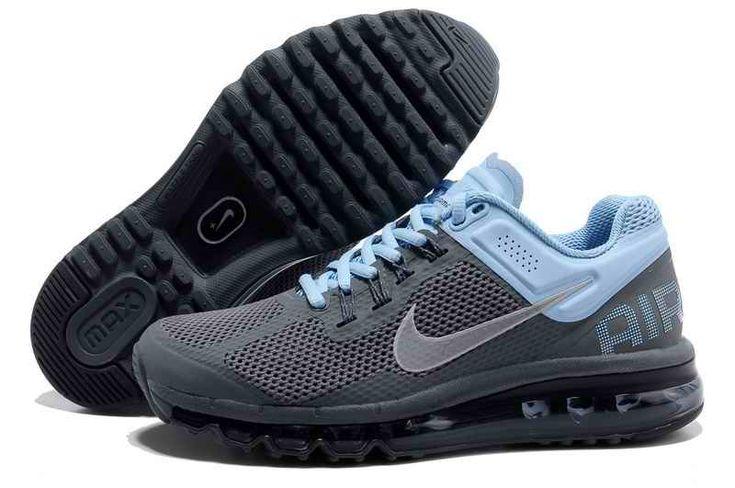 Discount Nike Air Max 2015 Women's Sports Shoes - Gray Jade KR714608