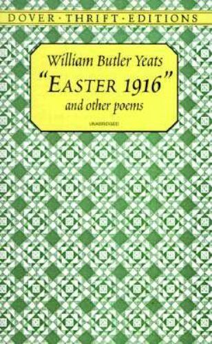"""The political poem Easter 1916.  'Wherever green is worn, Are changed, changed utterly:   A terrible beauty is born."""" Green is typically the color that is associated with Irish pride. When crisis such as the Easter Rebellion occurs; the Irish will act on their degree of nationalism.   Nationalism for the Irish is the pride in their country. Pride can have a negative effect as well as a positive one."""