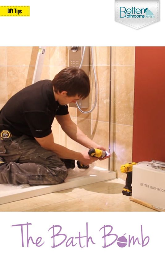 Do you like the look of our walk in shower enclosures but think they look tricky to install? Follow our easy installation guide and you'll find out how to fit a shower cubicle in no time! http://www.betterbathrooms.com/blog/how-to-fit-a-shower-cubicle/