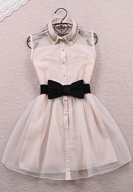Teen fashion - cute dress