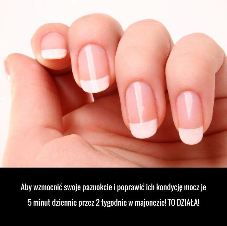 Trik na wzmocnienie paznokci, którego nie znasz