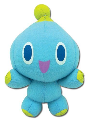 "Great Eastern 4"" Sonic The Hedgehog Plush - Chao Great Eastern http://smile.amazon.com/dp/B005V4IIRW/ref=cm_sw_r_pi_dp_e.-Aub1HYZETD"