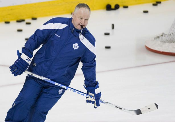 New Head Coach Randy Carlyle