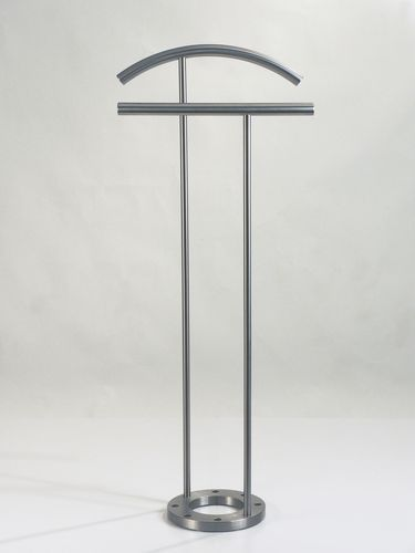 Floor-standing valet stand / contemporary / metal EXCELLENCE 1 INSILVIS