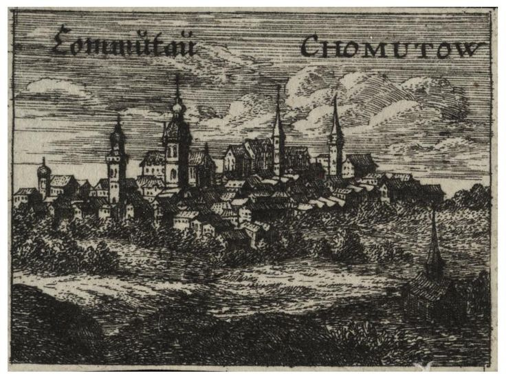 View Plate - Hollar Collection - University of Toronto Libraries