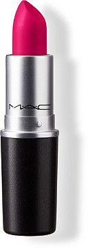 MAC Lipstick Retro Matte Relentlessly Red (bright pinkish coral matte)