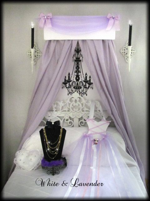 Best Bed Crown Ideas On Pinterest Girls Princess Bedroom - Canopy idea bed crown