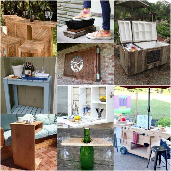 Best 25 patio accessories ideas on pinterest diy outdoor bar small garden bar ideas and diy - How to create a small outdoor oasis ...