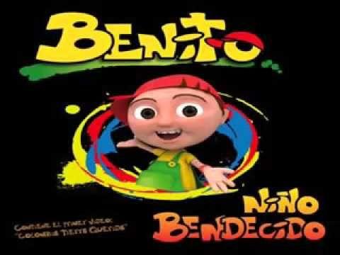 Soy un niño bendecido- Benito - YouTube