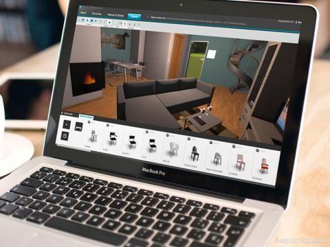 Online und kostenlos einrichten mit dem 3D Raumplaner: Die gestalten Räume auf Basis von Grundriss, Wänden und Möbeln. Erfahren Sie alles über die besten...