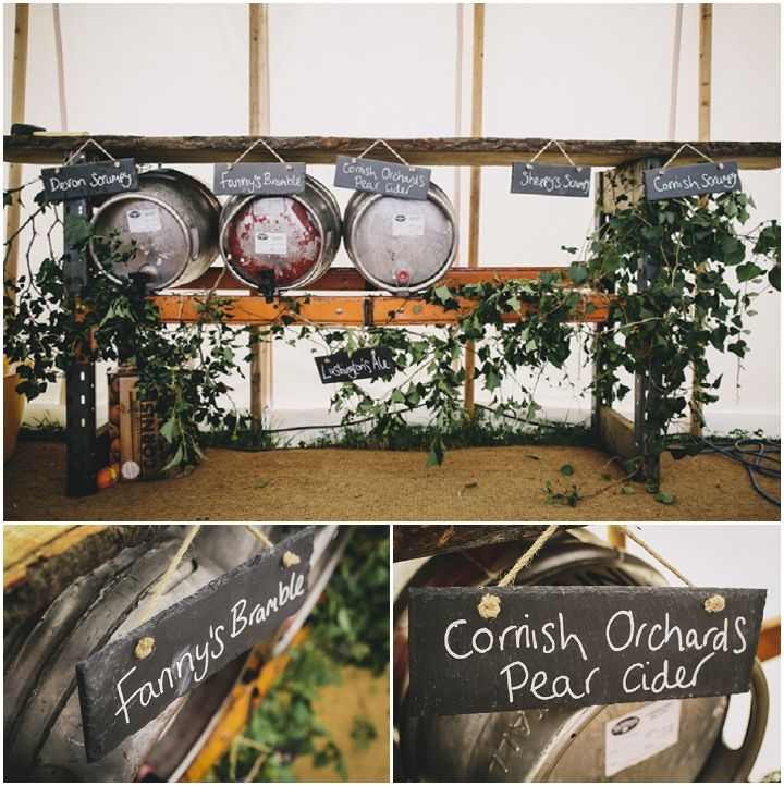 Great party bar - help yourself cask ales - This would work perfectly for @samitipievents Wedding or Party