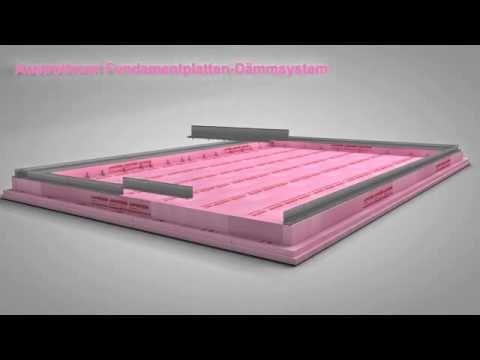 Austrotherm XPS Foundation Slab Insulation System - YouTube