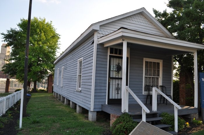 Home of WC Handy, Father of the Blues. Handy Fest, Florence, AL