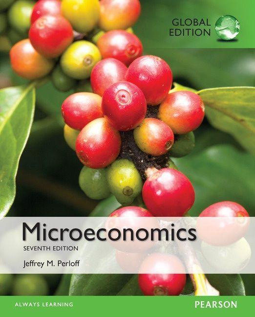 Microeconomics / Perloff, Jeffrey M. 7th Global ed.