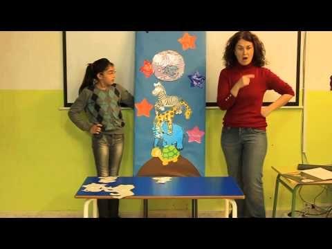 Cuentacuentos ¿A qué sabe la luna? - YouTube